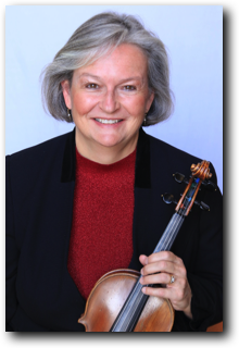 Margaret Baldridge Violin Adjudicator 2020